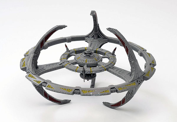 STSPE01 - Eaglemoss Star Trek Deep Space Nine Space Station
