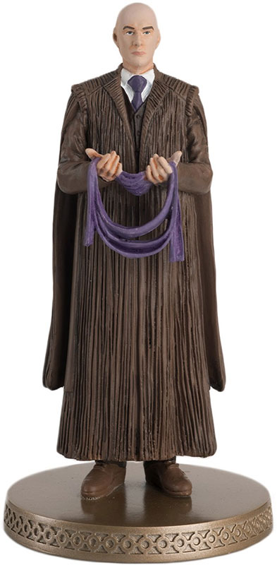 WHPUK056 - Eaglemoss Professor Quirinus Quirrell Harry Potter and