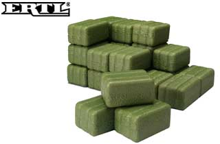 12665 - ERTL Toys Hay Bales 24 Pack of Square