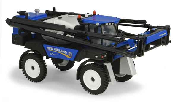 13836 - ERTL Toys New Holland SP365F Sprayer