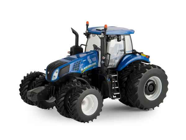 13860 - ERTL Toys New Holland T8435 Tractor Prestige Series