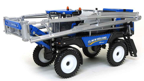 13907A - ERTL Toys New Holland SP345F Sprayer 2016 Farm Show