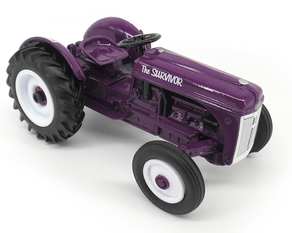 13927 - ERTL Toys The Survivor Ford 9N Tractor