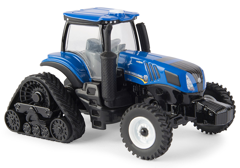 13936 - ERTL Toys New Holland Genesis T8435 Smarttrax Tractor
