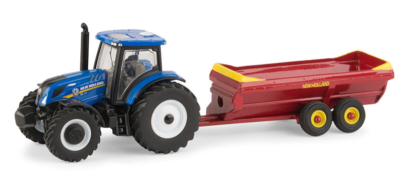 13951 - ERTL Toys New Holland T6165 Tractor