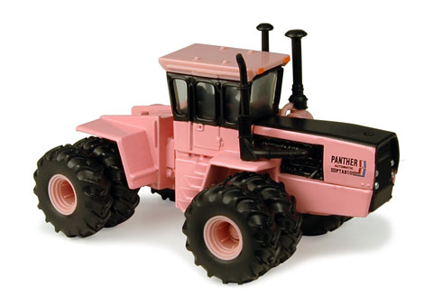 14702 - ERTL Toys Steiger Pink Panther Series III 4WD Tractor