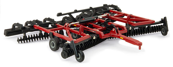 14850 - ERTL Toys Case IH True Tandem 330 Turbo Disc