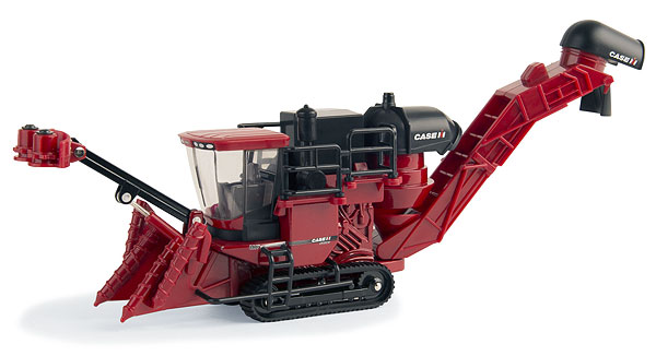 14947 - ERTL Toys Case IH Austoft 8800 Sugar Cane Harvester