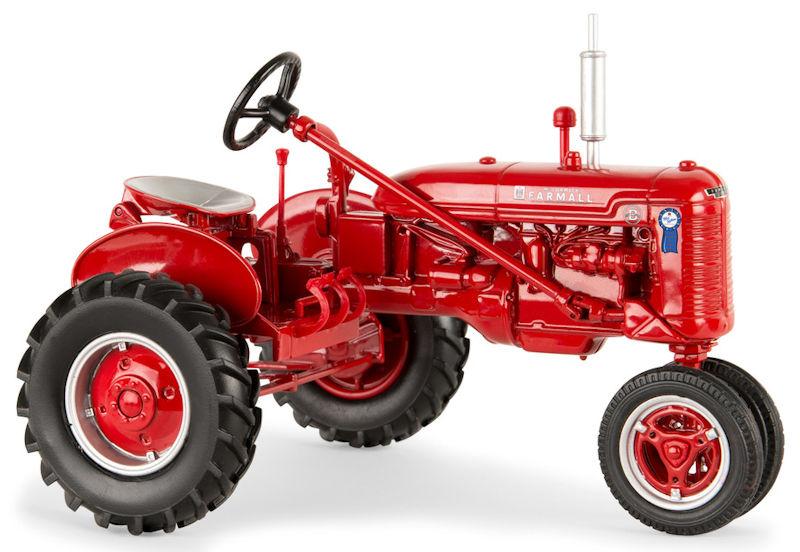 Farmall Tractor Cast Wheel Hub : Ertl toys farmall b tractor