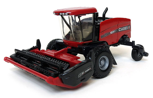 14980 - ERTL Toys Case IH WD2504 Windrower