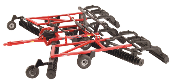 14990 - ERTL Toys Case IH True Tandem 330 Turbo Vertical