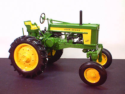 15188A - ERTL Toys John Deere Model 620 High Crop Tractor