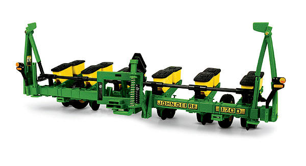 15825 - ERTL Toys John Deere 1700 Six Row Planter