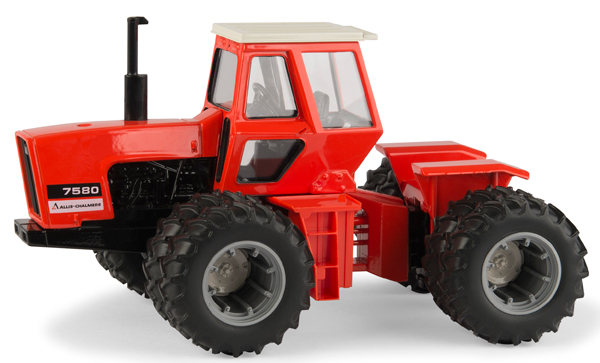 16316 - ERTL Toys Allis Chalmers 7580 4 Wheel Drive Tractor