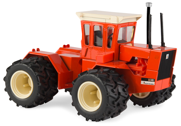 16317 - ERTL Toys Allis Chalmers 440 4 Wheel Drive Tractor