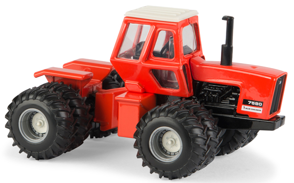 16319 - ERTL Toys Allis Chalmers 7580 4 Wheel Drive Tractor