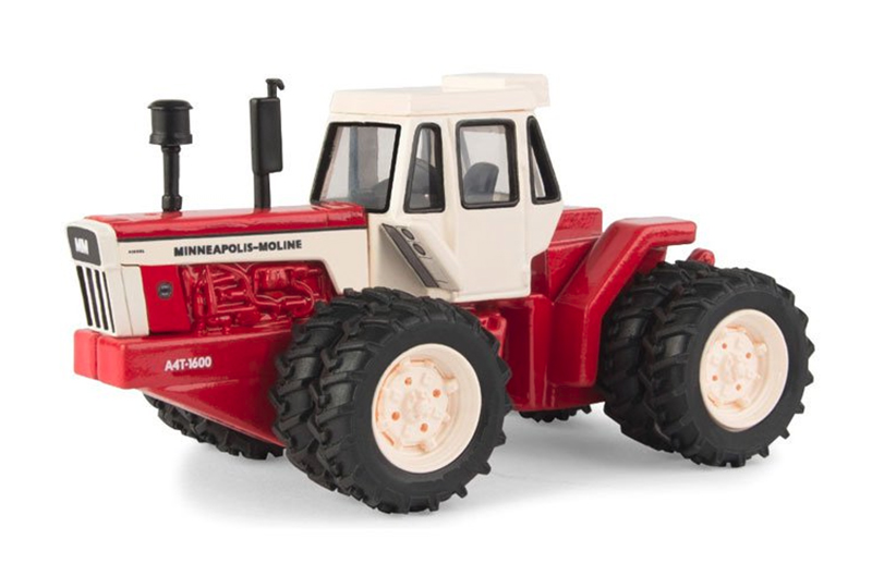 16394 - ERTL Toys Minneapolis Moline A4T 1600 Tractor Official 2019