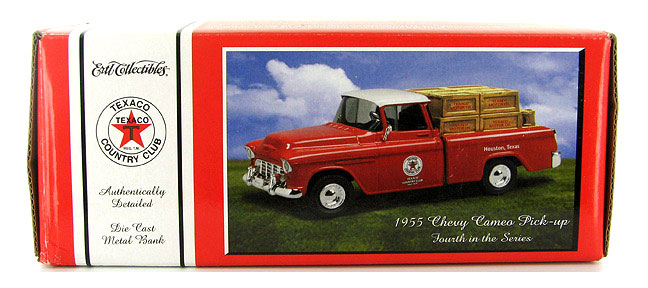 20635P - ERTL Toys Texaco Country Club 4 1955 Chevy