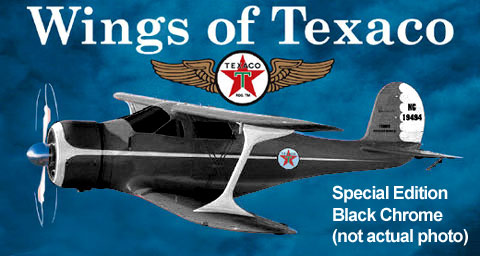 21426P - ERTL Toys Texaco Wings Of Texaco 12 2004 SPECIAL