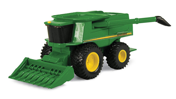 35652-CNP - ERTL Toys John Deere Combine Collect N Play Series