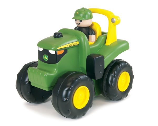 37747A - ERTL Toys John Deere Push and Roll Tractor