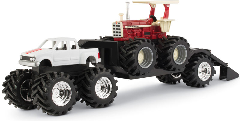 37867 - ERTL Toys Monster Treads Pickup Truck
