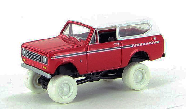 39593-CNP-SP - ERTL Toys 1970 International Scout II