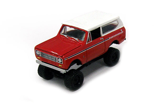 39593-CNP - ERTL Toys 1970 International Scout II