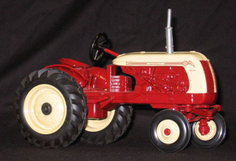 4127PA - ERTL Toys Cockshutt 20 Deluxe Tractor 1989 National Farm