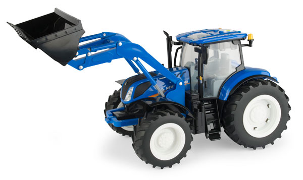 43156A2US - ERTL Toys New Holland T7270 Tractor Big Farm Series