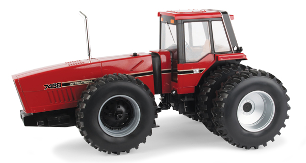 Articulated Tractor Toys And Joys : Ertl toys international harvester articulated