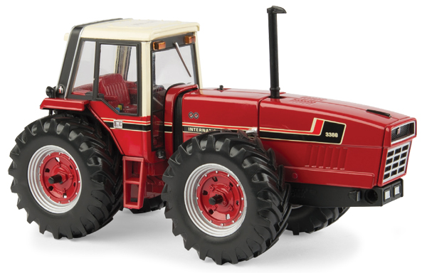 44119 - ERTL Toys International Harvester 3388 2_2 4WD Articulated Tractor