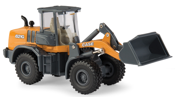 44134 - ERTL Toys Case 621G Wheel Loader