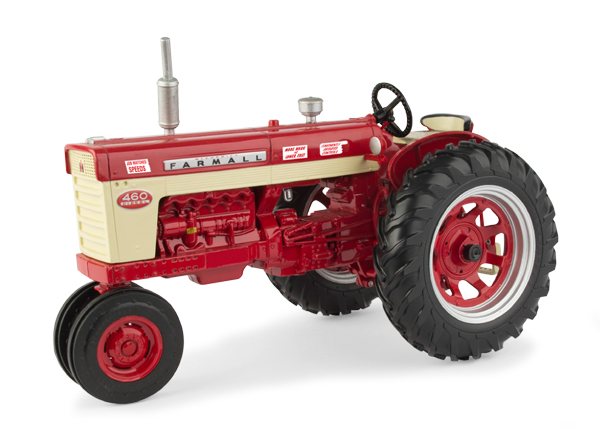 44151A - ERTL Toys Farmall 460 Tractor 60th Anniversary Collector Edition