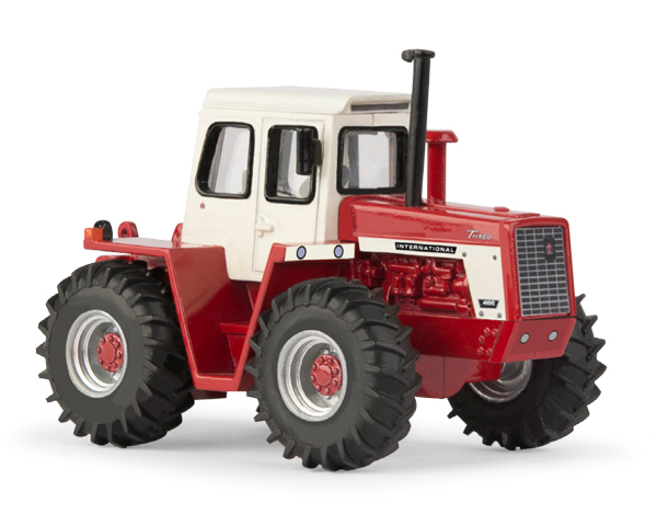 44160A - ERTL Toys International Harvestor 4166 4WD Tractor 2018 National