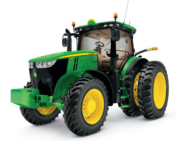 45477 - ERTL Toys John Deere 7270R Tractor Prestige Collection