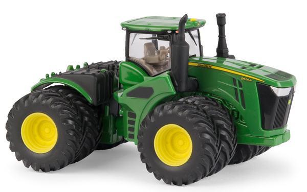 45480 - ERTL Toys John Deere 9620R 4 Wheel Drive Articulated
