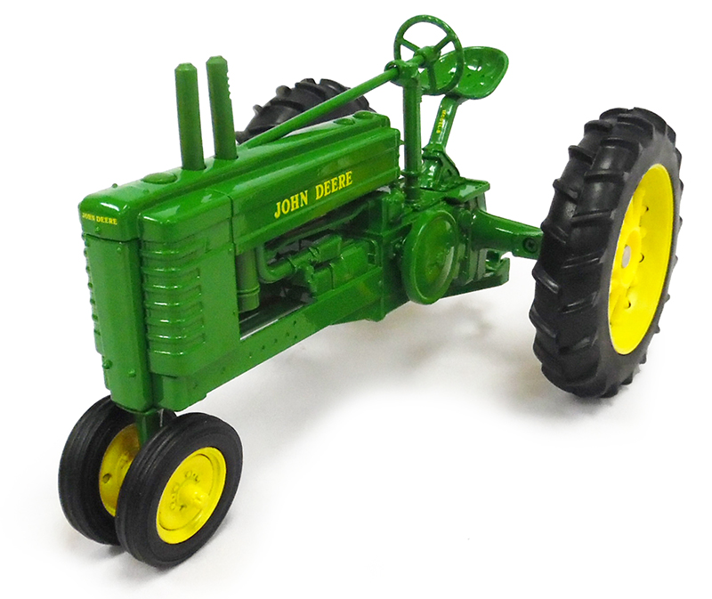 45506 - ERTL Toys John Deere Early Styled B Tractor LP53349