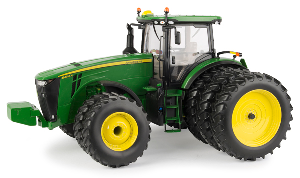 45567 - ERTL Toys John Deere 8400R Tractor Prestige Collection