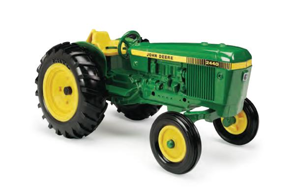John Deere 2440 : Ertl toys john deere tractor