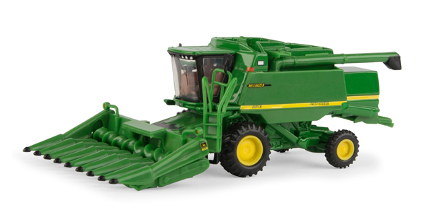 45596-X - ERTL Toys John Deere 9510 Combine MODEL IS MINT