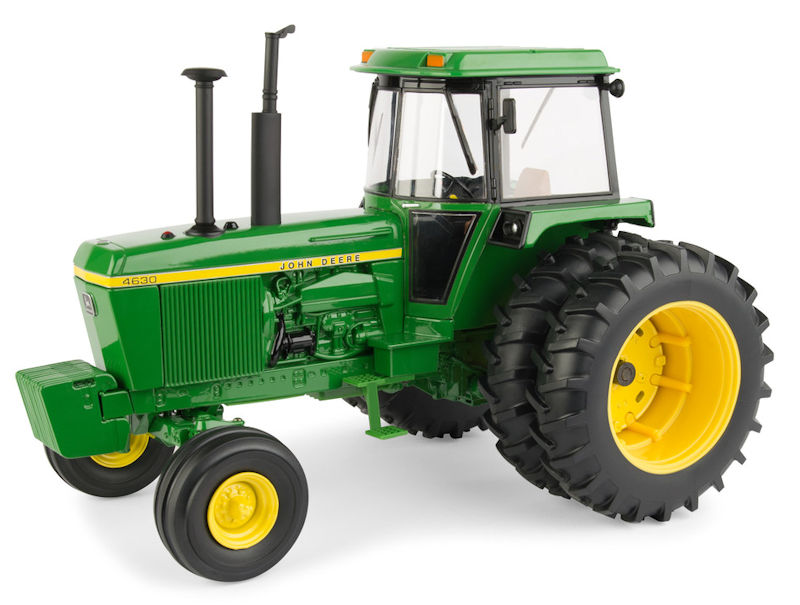 45685 - ERTL Toys John Deere 4630 Tractor LP70538 Prestige Collection