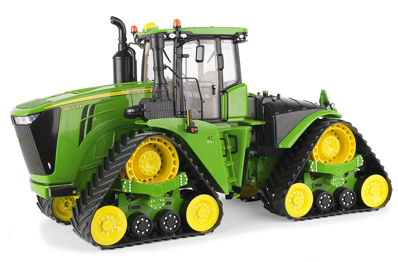 45688 - ERTL Toys John Deere 9620RX Tractor Prestige Collection LP70537