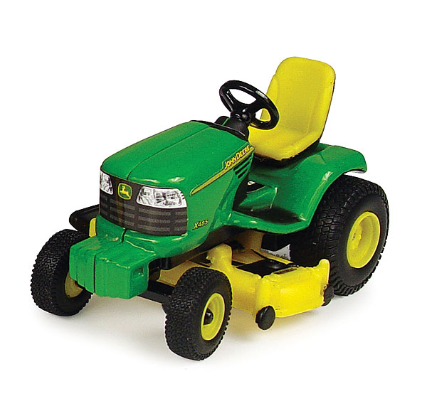 46237-CNP - ERTL Toys John Deere X48S Lawn Tractor Collect N