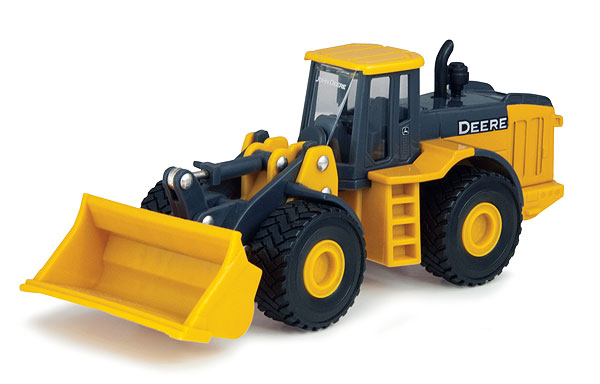 46243-CNP - ERTL Toys John Deere Wheel Loader Collect N Play