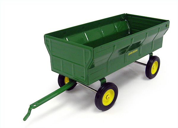46274 - ERTL Toys John Deere Flare Box Wagon An uncompromising