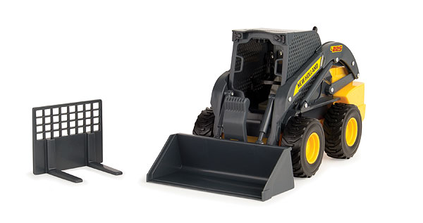 46455 - ERTL Toys New Holland L225 Skidsteer Big Farm Series