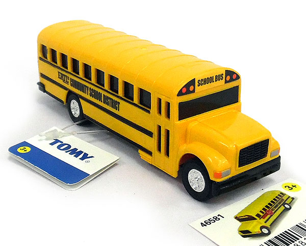 46581-CNP - ERTL Toys School Bus