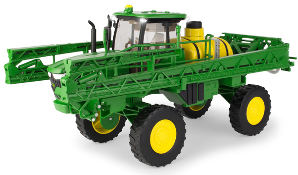 46696 - ERTL Toys John Deere R4023 Sprayer LP68214 Big Farm