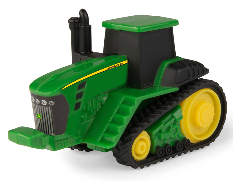 46707-CNP - ERTL Toys John Deere Tracked Tractor Collect N Play